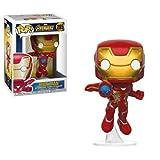 Funko Figura Coleccionable Avengers Infinity War - Iron Man, Multicolor Toy Figure, colorMulticolor