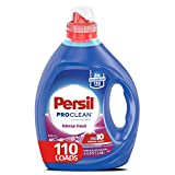 Persil ProClean Liquid Laundry Detergent, Intense Fresh, 2X Concentrated, 110 Loads