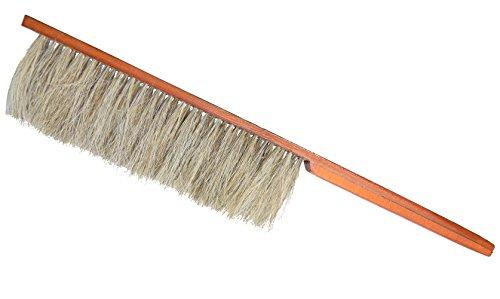 New 16' Natural Horse Hair Bee Hive Brush, Beekeeper Tool, Beekeeping Equipment by VIVO (BEE-V109)