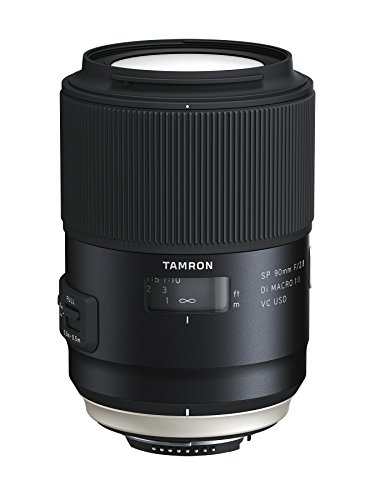 Tamron AFF017N700 SP 90mm F/2.8 Di VC USD