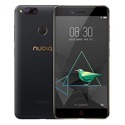 Original ZTE Nubia Z17 Mini 4G Mobile Phone 4/6G Ram 64G Rom 5.2 inch 1920 x 1080P Front 16.0MP Dual Rear 13.0MP Fingerprint ID