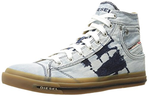 41r51eXpfFL Treated denim upper Crepe outsole