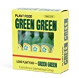 Green Green Plant Food (36ml Bottles, Pack of 20)