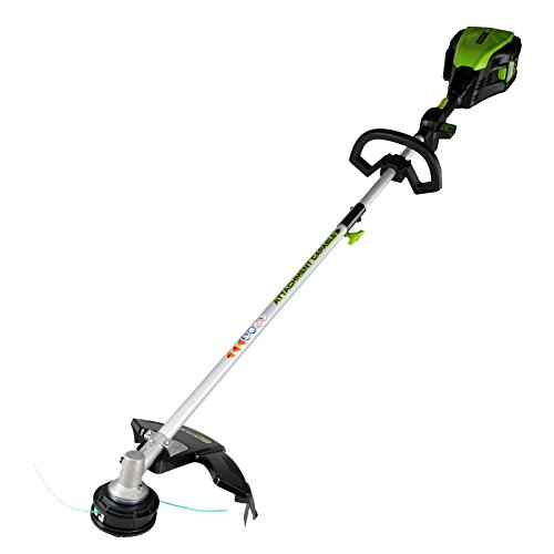Greenworks PRO 16-Inch 80V Cordless String Trimmer (Attachment Capable), Battery Not Included GST80320