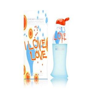 I Love Love Cheap and Chic by Moschino for Women 3.4 oz Eau de Toilette Spray | TellGrade