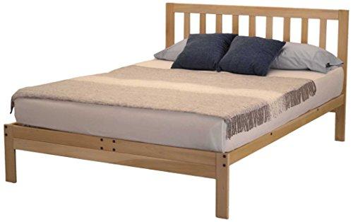 Charleston 2 Platform Bed - XL Twin