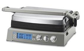 Cuisinart-Griddler-Elite-SilverGR-300WSP1