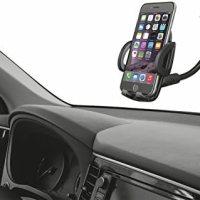 Trust 21721 Ayarlanabilir Cam Vantuzlu Araç İçi Telefon Tutucu 18
