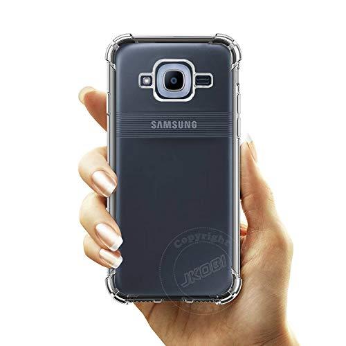 Jkobi Silicone Back Case for Samsung Galaxy J2 Pro -Transparent 5