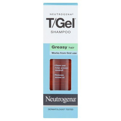 T-Gel Anti-Dandruff Shampoo Greasy Hair 125ml