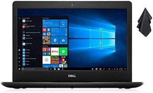 2021 Newest DELL inspiron 15 3000 PC Laptop, 15.6″ HD Anti-Glare Non-Touch Display, Intel 2-Core 4205U Processor, 8GB RAM, 128GB PCIe NVMe SSD, WiFi, Webcam, HDMI, Bluetooth, Win 10 S + Oydisen Cloth