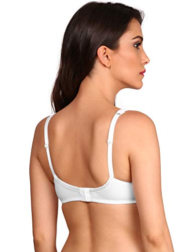 Jockey Women's Cotton Full Coverage Shaper Bra