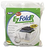 Bajer Design& Marketing 5234 Ez Fold'r Laun Basket [Misc.], 19-1/4' x 19-1/4' x 14'