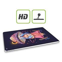 Official Oilikki Mushroom Assorted Designs Soft Gel Case Compatible for Samsung Galaxy Tab A 10.5 2018