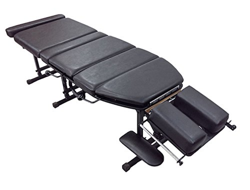 DevLon NorthWest Portable Chiropractic Table Drops Height Adjustment Treatment Club 180 Includes Paper Roll