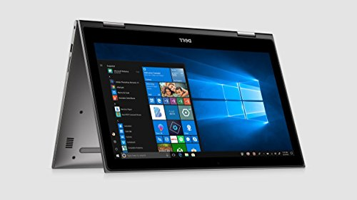 "2018 Dell New Inspiron 15 5000 15.6"" 2-in-1 FHD Touchscreen Laptop Computer, Intel Core i5-8250U up to 3.4GHz, 8GB DDR4, 256GB SSD, Intel UHD Graphics 620, USB 3.1, Webcam, Bluetooth, HDMI, Windows 10"