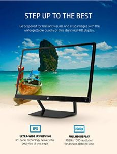 HP-Pavilion-22cwa-215-Inch-Full-HD-1080p-IPS-LED-Monitor-Tilt-VGA-and-HDMI-T4Q59AA-Black