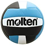Molten Mini Volleyball, Black/Aqua