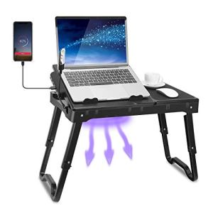 TeqHome Laptop Desk for Bed