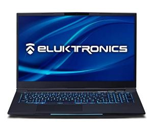 [Customize Your Own] 17.3' Gaming Laptop (Select up to NVIDIA RTX 2070 GPU, up to 64GB RAM, up to 4TB PCIe) Eluktronics Mech-17 G1R Pro-X Intel i7-8750H 144Hz Refresh Rate IPS VR Ready Notebook PC