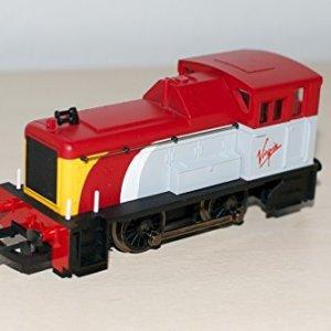 Hornby R2375 vIRGIN 0-4-0 Diesel Class 06 Mechanical Shunter 41sIQQtXhoL