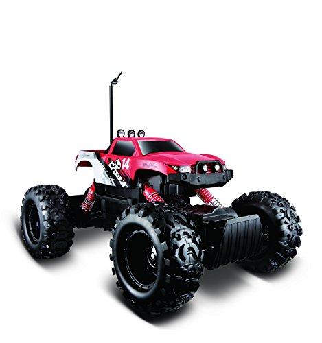 Maisto R/C Rock Crawler Radio Control Vehicle (Colors May Vary)