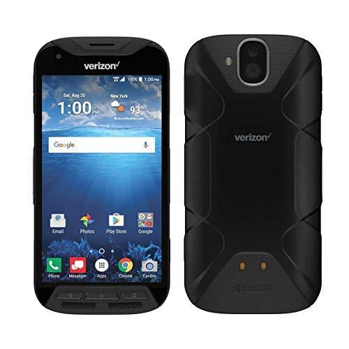 Kyocera DuraFORCE E6810 Pro w/Sapphire Shield Verizon Rugged 4G Android Smart Phone (Renewed)