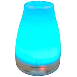 Aromatherapy Essential Oil Diffuser by Radha Beauty