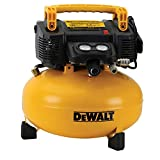 Dewalt DWFP55126R 0.9 HP 6 Gallon Oil-Free Pancake Air Compressor (Renewed)