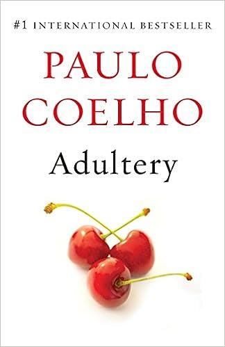 Adultery (Vintage International): Coelho, Paulo: 9781101872246 ...