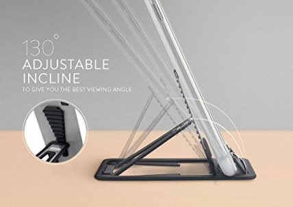 Slim-Pro-Stand-by-Amusent-Ultra-Slim-Portable-Phone-Stand-Kickstand-As-Small-As-Credit-Card-Pocket-Size-Foldable-Adjustable-Multi-Angle-Compatible-wiPhone-Smartphones-Tablets-Venice