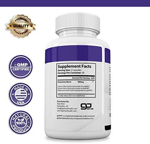 (2 Pack) Keto Fast Diet Pills, Keto Fast 700 mg Burn Capsules - Pure Keto Fast Supplement Burning for Energy - BHB Ultra Boost Exogenous Ketones for Rapid Ketosis for Men Women 4