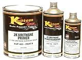 Custom Shop KIT-KUP405-GL Gray 2K Urethane Primer Kit 2.1 VOC