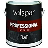 VALSPAR CORPORATION 11611 Flat Light Base 1 gallon Professional Interior Latex Paint