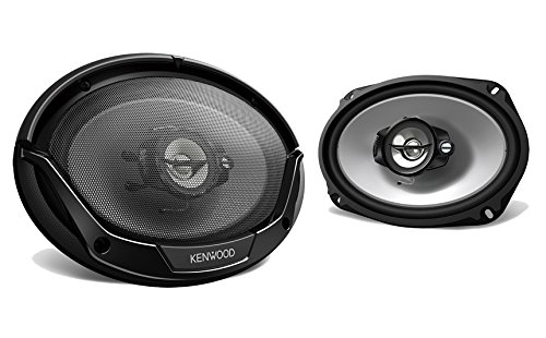 Best Car Speakers Kenwood KFC-6965S 6 x 9 Inches 3-Way 400W Speakers