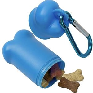TreatPod Leash Storage Container Accessory- Treat Holder & Portable Training Aide