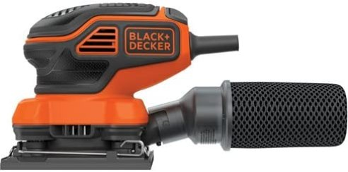 Black Decker Electric Sander 1 4 Inch