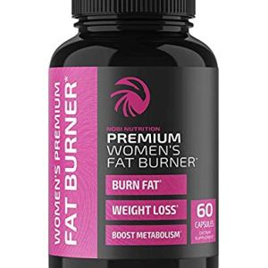 Nobi Nutrition Premium Fat Burner for Women - Thermogenic Supplement, Carbohydrate Blocker, Metabolism Booster an… 32