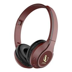 Infinity (JBL) Glide 500 Wireless Headphones with 20 Hours Playtime (Quick Charge), Deep Bass and Dual Equalizer (Passion Red)
