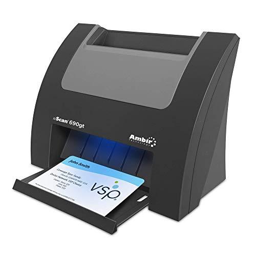 Ambir DS690GT-AS High-Speed Vertical Card Scanner