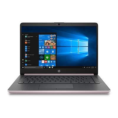 2018 Newest HP Premium High Performance Business Flagship Laptop PC 14' HD LED-Backlit Display Intel Pentium N5000 4GB DDR4 RAM 64GB eMMC Bluetooth Office 365 Personal 1-Year Windows 10 S, Silver