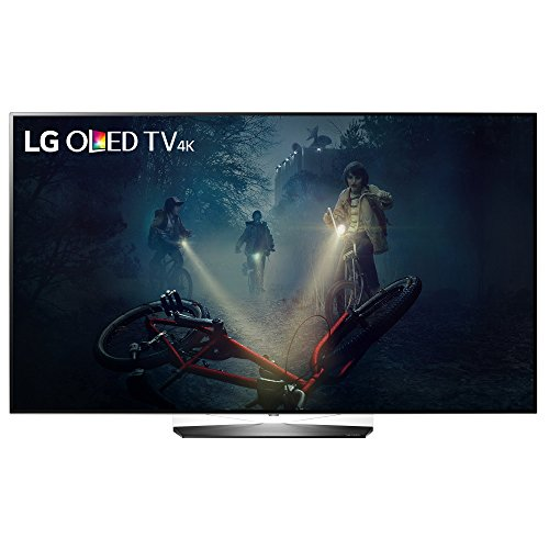 LG OLED65B7P 65-Inch 4K 120Hz Full Web OLED TV (Renewed)