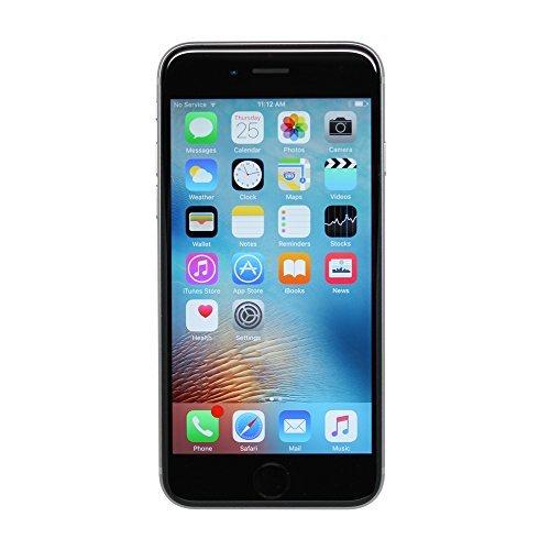 Apple Iphone 6s Gsm Unlocked 128gb Space Gray Renewed
