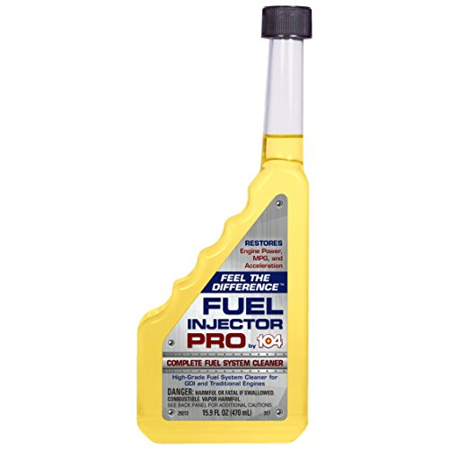 Fuel Injector Cleaner Complete System Cleaning