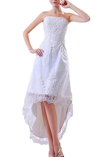 61Om28zAhSL ●Elegant short lace wedding dresses formal bridal gown ●Dress is extremely well made. Beautiful fabric ●Customized service and colors are also available,just please email us your requirement freely any time