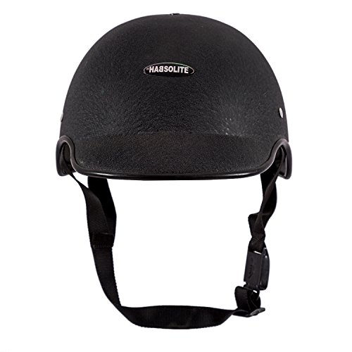 Habsolite All Purpose Safety Helmet with Strap (Black, Free Size) 2
