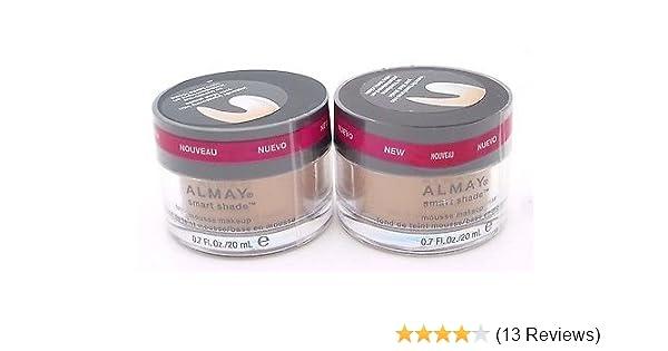 Com Almay Smart Shade Mousse Makeup Medium Deep 400 0 7