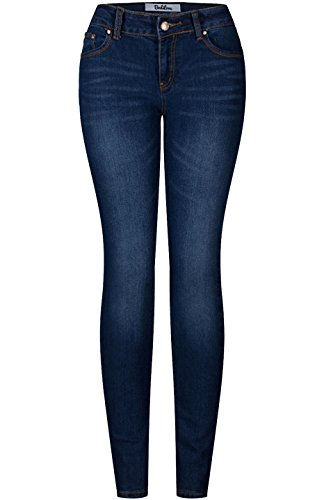 2LUV Women's 5 Pocket Ankle Stretch Skinny Jeans 1 Fashion Online Shop Gifts for her Gifts for him womens full figure