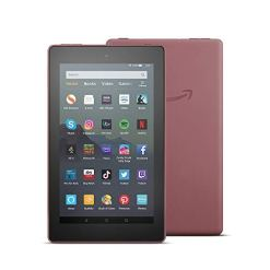 "41tHVT0QLcL - Fire 7 Tablet | 7"" display, 16 GB, Plum with Special Offers"