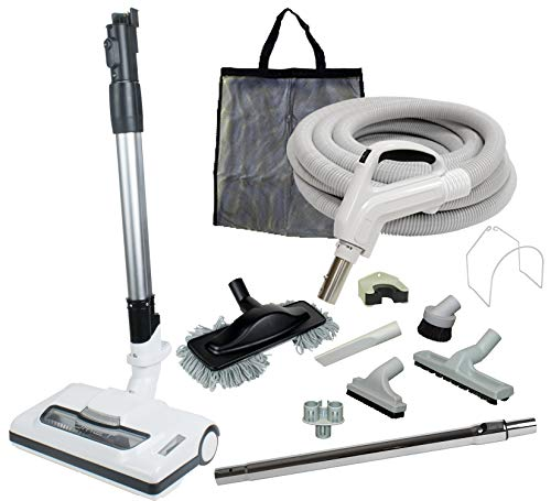 35-Comet-Central-Vacuum-Kit-with-Hose-Power-Head-Tools-Works-with-All-Brands-of-Central-Vacuum-Units